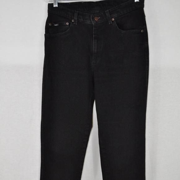 0b7fb0fd Lee Jeans | S Originals Black Denim Size 12 Tall | Poshmark